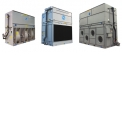 Condenseurs - Une vaste gamme de condenseurs évaporatifs et hybrides pour vos applications de réfrigération industrielle
